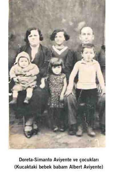 Türk Yahudi Toplumu 1934 Trakya Olayları Bir Aile Dramı